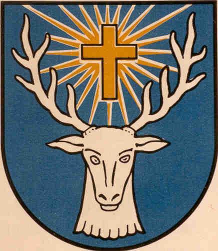 Wappen Ortsteil Hubertshofen