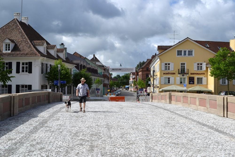Residenzviertel, Foto: H. Bunse