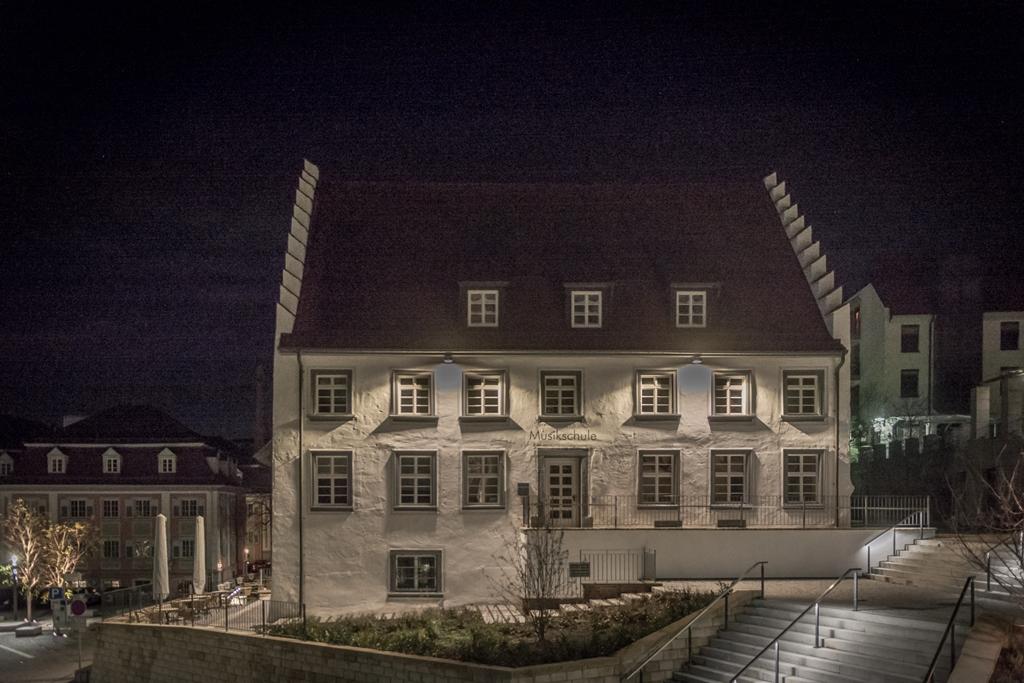 Musikschule_Haus_Schell, Foto: H. Bunse