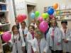 Die teilnehmenden Kinder an der Ferienbetreuung in den Pfingstferien