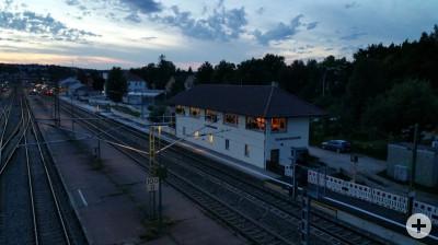 Unser Clubheim am Bahnhof Donaueschingen