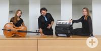 """Benefizkonzert """"Trio Synästhesie"""""""