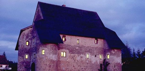 Entenburg, Foto: R. Sigwart