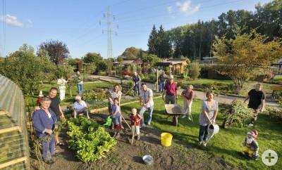 Kleingartengemeinschaft