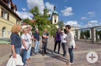 Erlebnisführung in Donaueschingen, Foto: Roland Sigwart