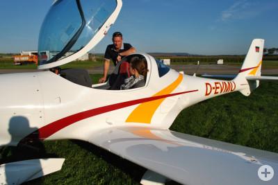 Schulflugzeug