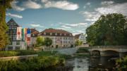 Residenzviertel, Bild: Heinz Bunse