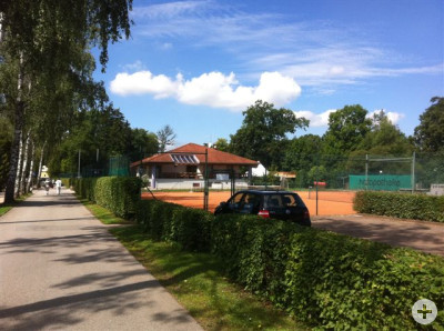 Tennisanlage TC Blau-Weiss Donaueschingen