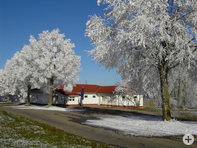 Clubhaus des Schellenberg Sportclub Donaueschingen