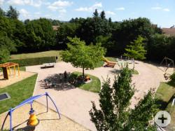 Kinderspielplatz_Neudingen Übersicht