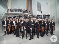 Orchestre Philharmonique  du Luxemburg