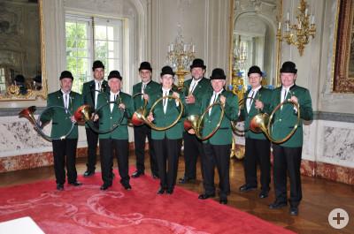 Parforcehorngruppe