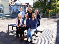 Team der Tourist-Information Donaueschingen