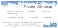 Logo Fliesen-Arnupap