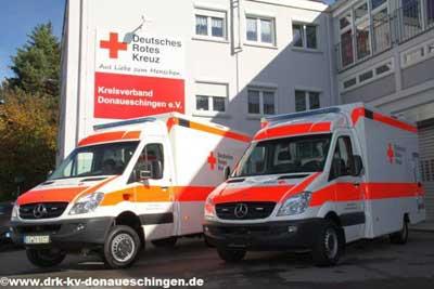 Deutsches Rotes Kreuz Kreisverband Donaueschingen e. V.