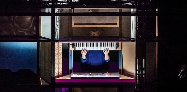 Musiktage 2011 Hans Thomalla, Fotograf: Franz Krickl