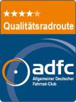Qualitätsradroute 4-Sterne Allgemeiner Deutscher Fahrrad-Club