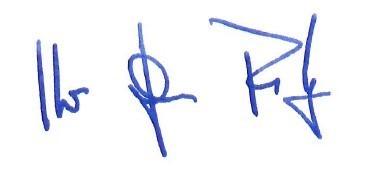 Unterschrift Erik Pauly