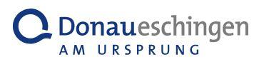 Logo von Donaueschingen