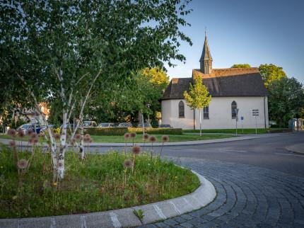 Sebastians Kapelle; Bild: Heinz Bunse
