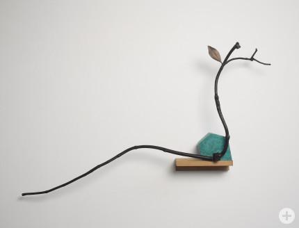 Flavio Paolucci, La natura non ha confine, 2017