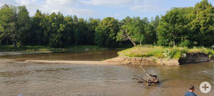 Renaturierungsprojekt am Donauursprung