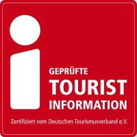 I-Marke Geprüfte Tourist-Information vom Deutschen Tourismusverband