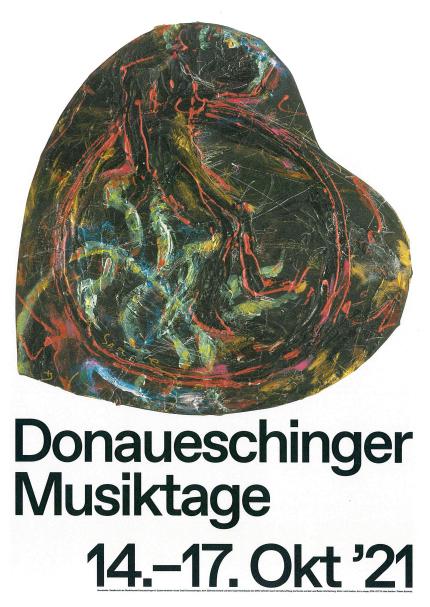 Künstlerplakat DMT 2021