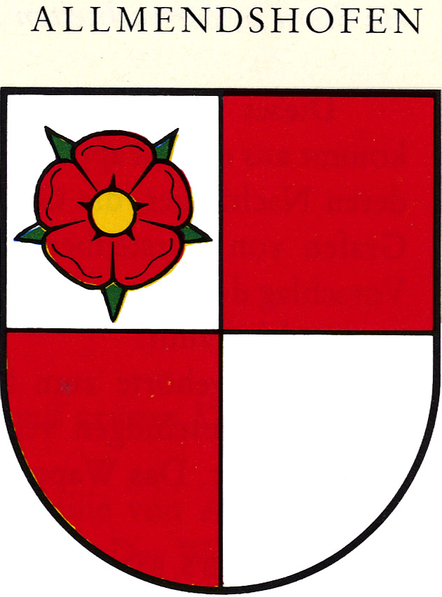 Wappen Stadtteil Allmendshofen