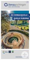 Die Donauquelle – Quelle Europas