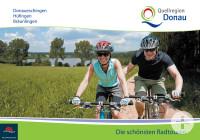 """Tourenbuch zum Radwegenetz """"Quellregion Donau"""""""