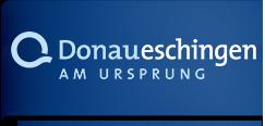 Logo of the town of Donaueschingen